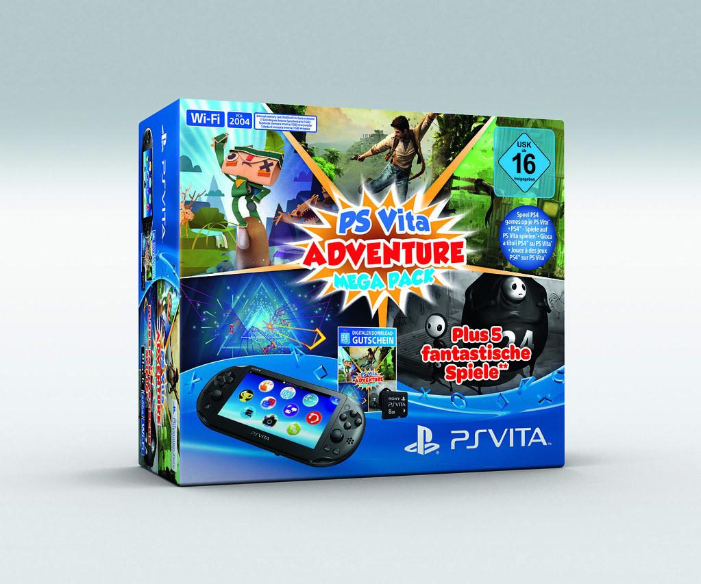 PS Vita Adventure Mega Pack