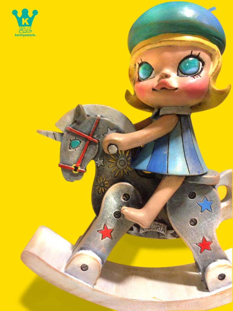 2014第11屆台北國際玩具創作大展 參展單位介紹:Kennyswork Co. Ltd.