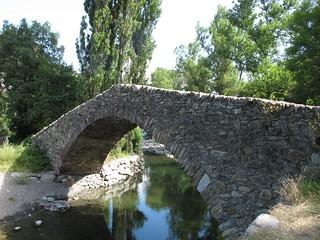 Puente de la Margineda.
