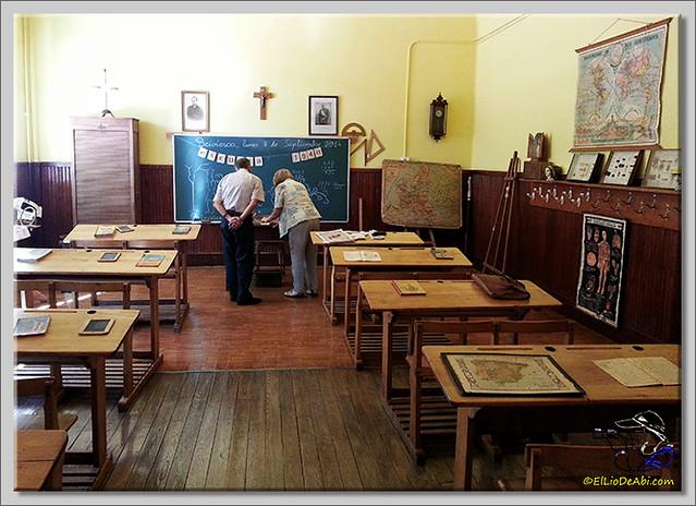 Escuela Juan Abacal de Briviesca en 1940 (2)