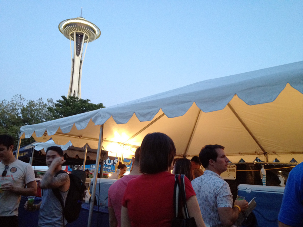 Seattle International Beer Festival 5
