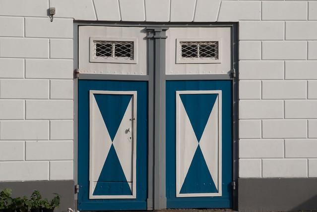 I'll show you the door