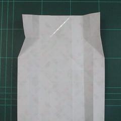 วิธีพับกล่องของขวัญแบบมีฝาปิด (Origami Present Box With Lid) 019