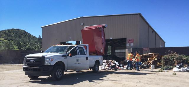 Prescott, Az Garbage Dump 1