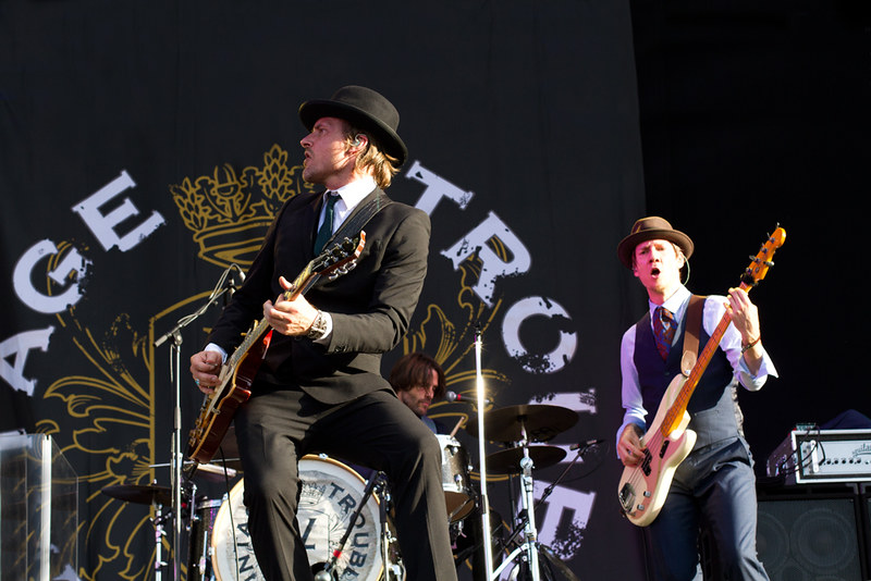 Vintage Trouble at Super Bock Super Rock 2014