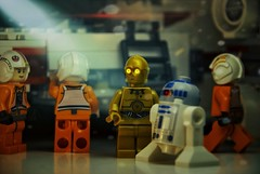 """Artoo, this is all your fault!"""