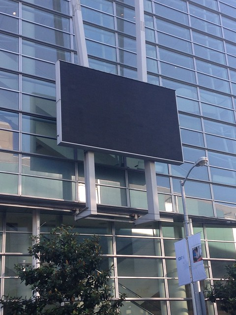 """Facsimile"" at Moscone West"