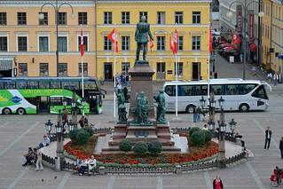Alexander II 헬싱키 근처 의 이미지. suomi finland square helsinki finnland helsingfors senate senaatintori senatsplatz alexanderii finlande senatstorget placedusénat