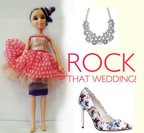Rock the wedding!