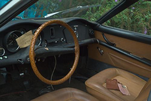 Lost car, Darwin project, Bordeaux, august 2014