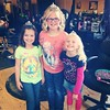Celebrated Emma's 9th birthday by having a salon day with Kenedi and Kaelyn!  These ladies are gorgeous!