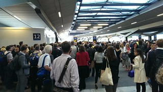 London Bridge Chaos