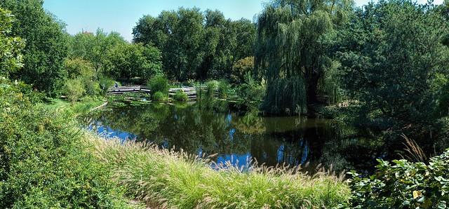 Flickr The Botanica The Wichita Gardens Pool