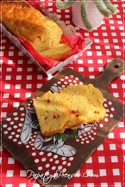 biberli hellimli mısır keki (5)