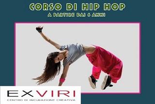 Noicattaro. Corso Hip Hop front