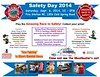 Flyer - Safety day - Town of Menasha