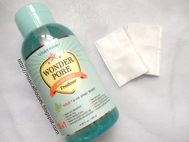 Etude House Pore Freshner Bottle
