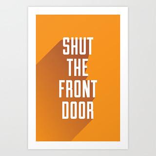 Shut The Front Door by NOT MY TYPE