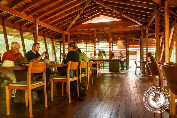 Cristalino Lodge Restaurant