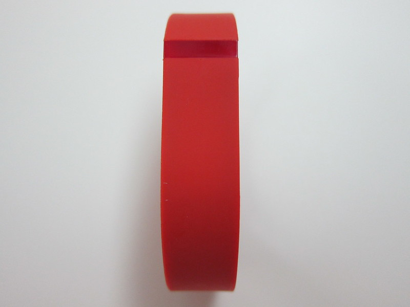 Fitbit Flex Accessory Wristbands - Tangerine - Front
