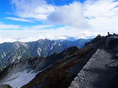 Northern Alps (北アルプス) Mountain Range
