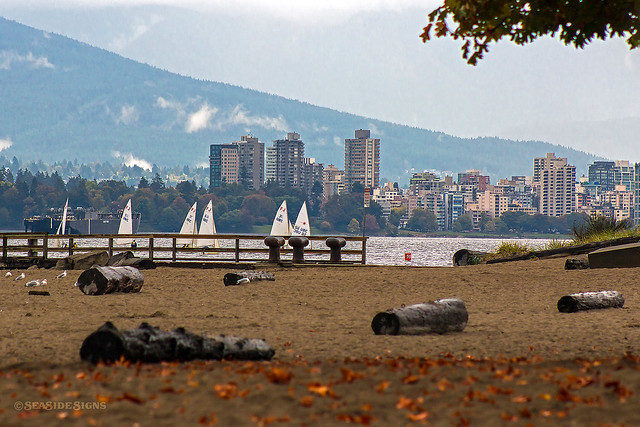 Sailing into Fall ~ Vancouver, BC