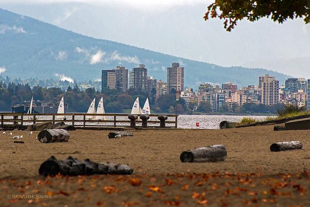 Sailing into Fall ~ Vancouver, BC