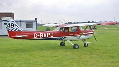 G-BAPJ Reims FRA150L Aerobat Private