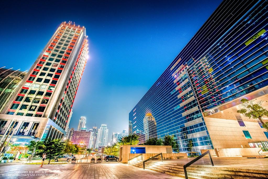 2014.Sep Taichung City 台中市政府景觀
