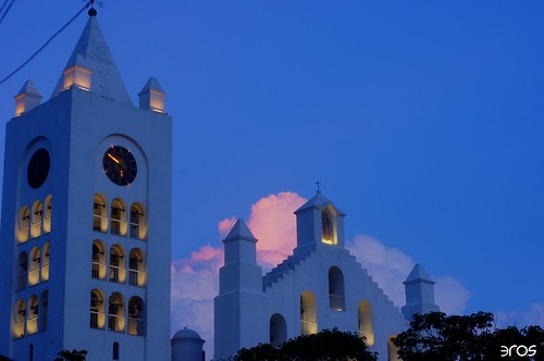light sunset sky catedral sonya55
