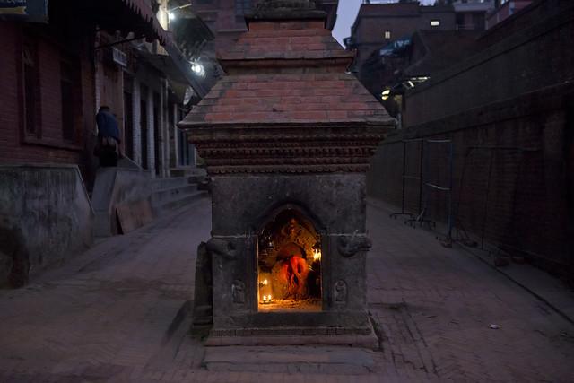 NPL - Bhaktapur - Taumadhi Square 043