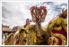 Bolivia-Tarabuco . Fiesta
