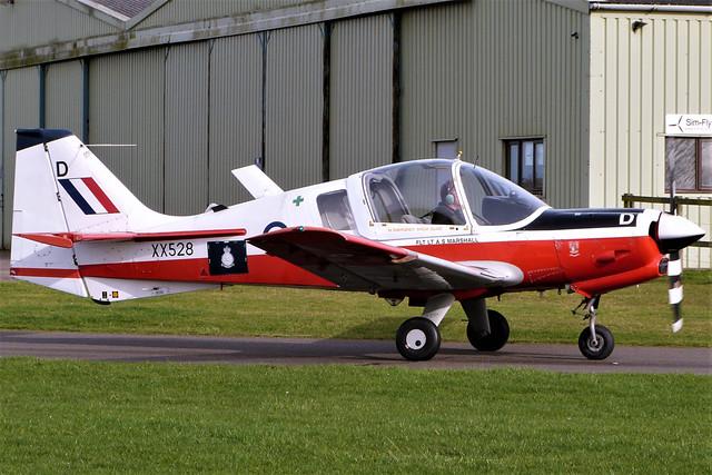 Scottish Aviation Ltd Bulldog, Panasonic DMC-FZ48