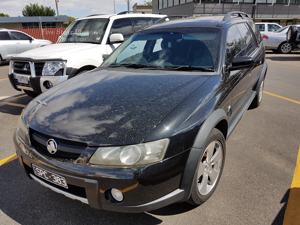 2004 Holden VY Commodore Adventra CX8 Wagon | A 2004 Holden … | Flickr