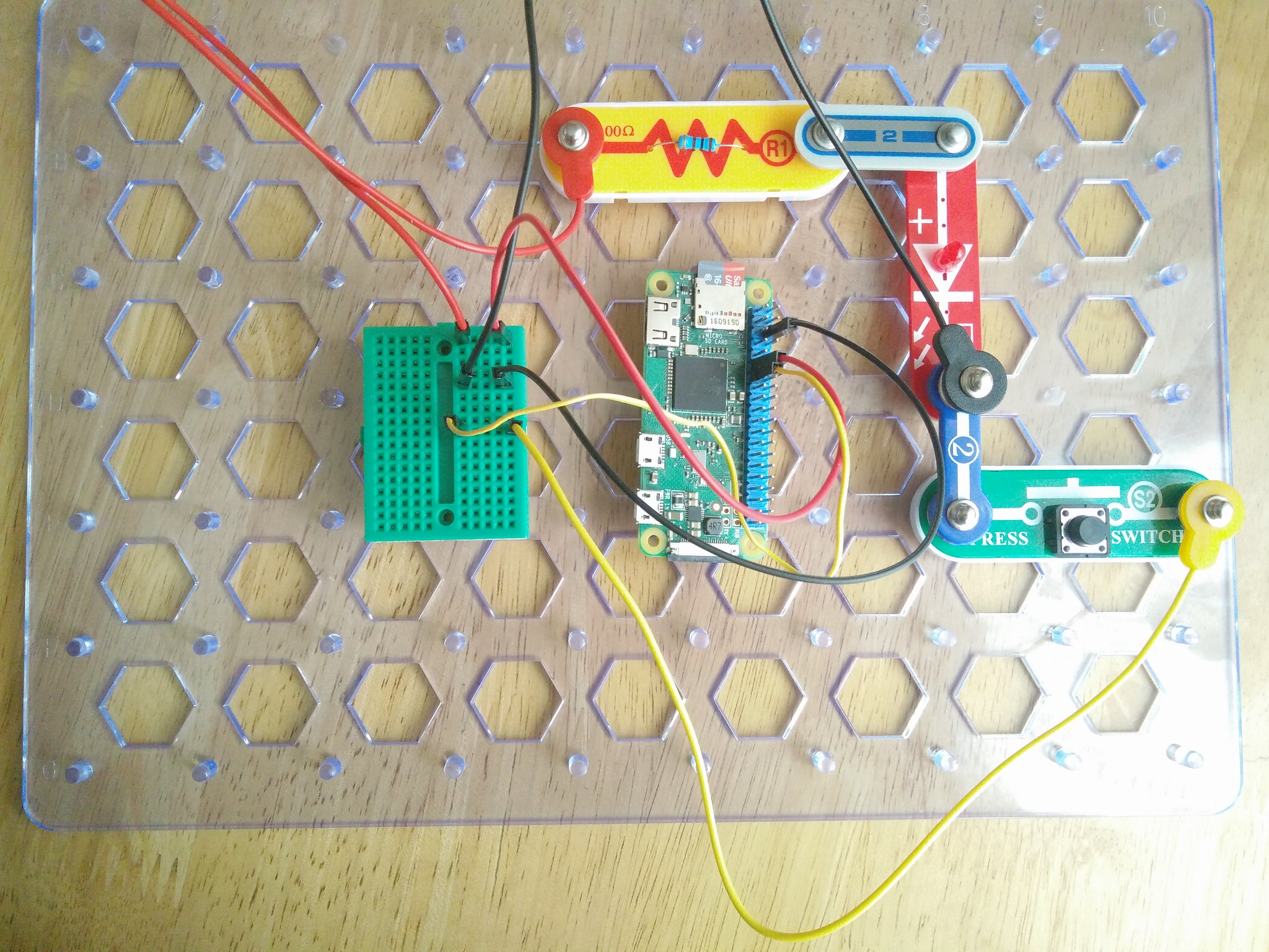 Using Hot Wires Snap Circuits With Raspberry Pi Wiring Games Alt
