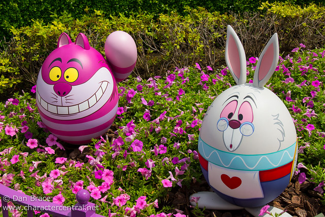 Easter in Fantasyland