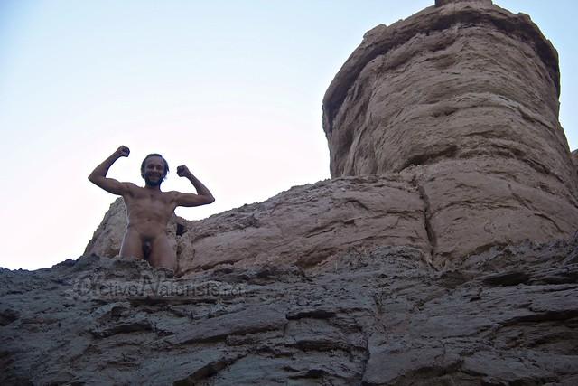 naturist 0018 Mecca Hills, California, USA