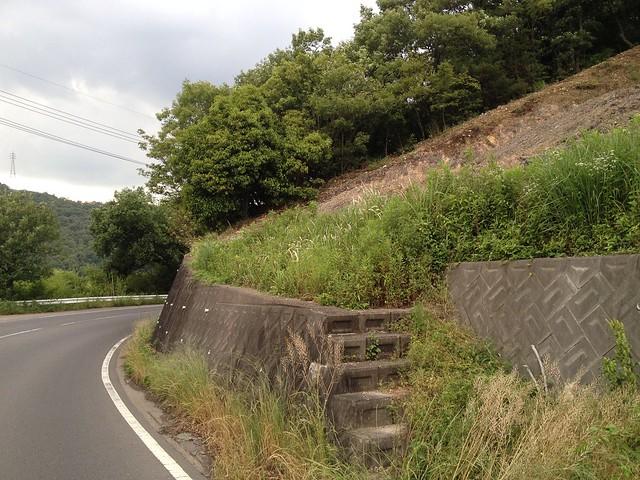石谷登山口