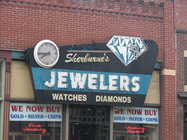 Sherburne's Jewelers