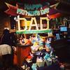 .@AlexandriaWFM with a nice display for #FathersDay #AlexandriaVA