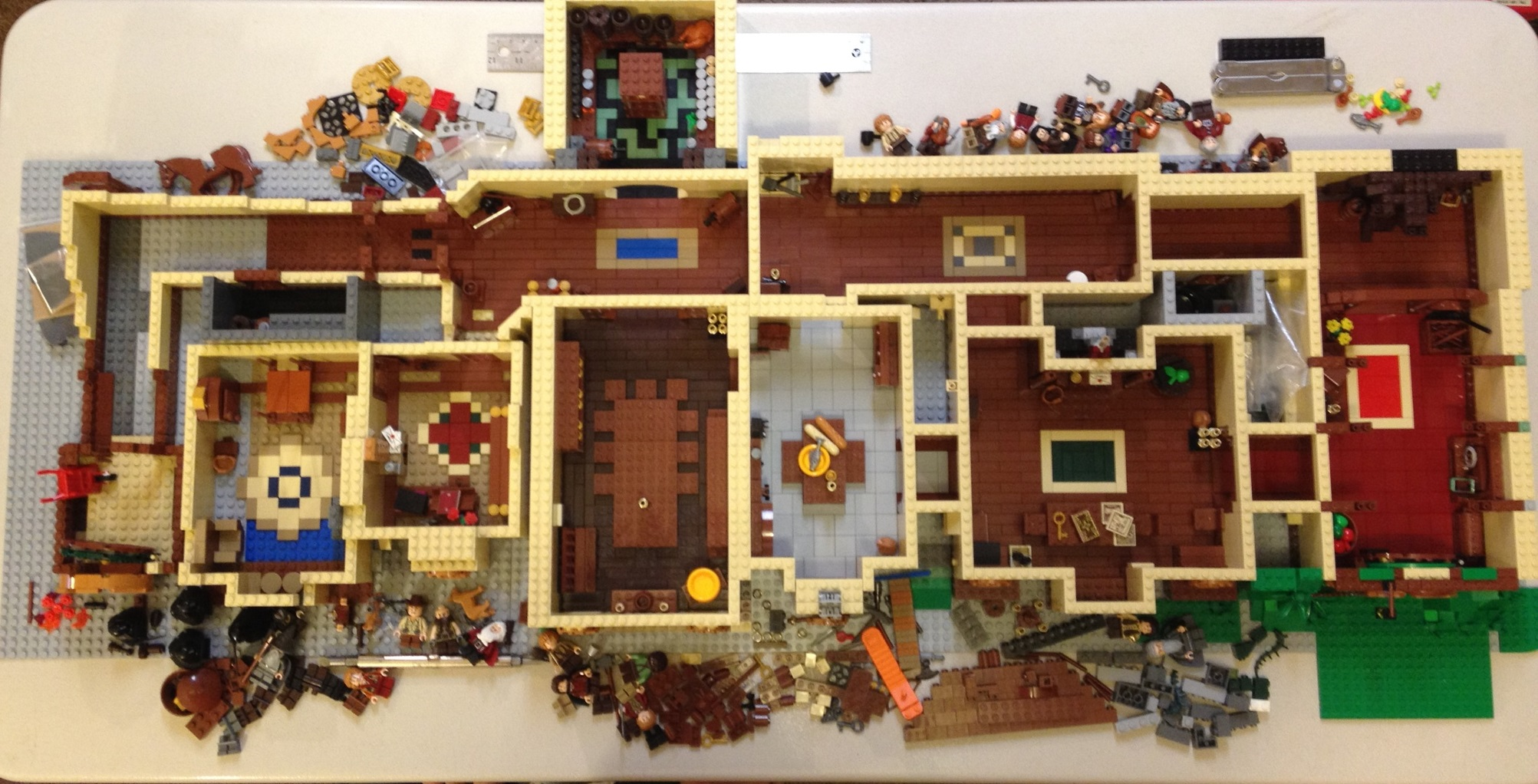 Lego house floor plans House and home design – Lego House Floor Plan