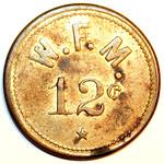 Trade Token 12 cents