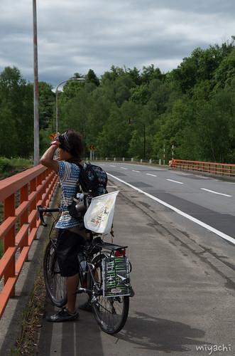 【61日目】青い池(北海道)