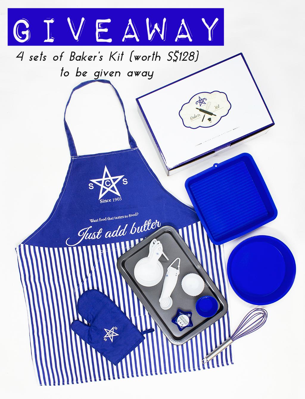 Portuguese Egg Tarts: Baker's Kit Giveaway