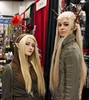 Tolkien Elves - Legolas and Thranduil - Cosplay