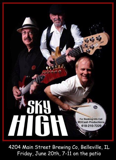 Sky High 6-20-14