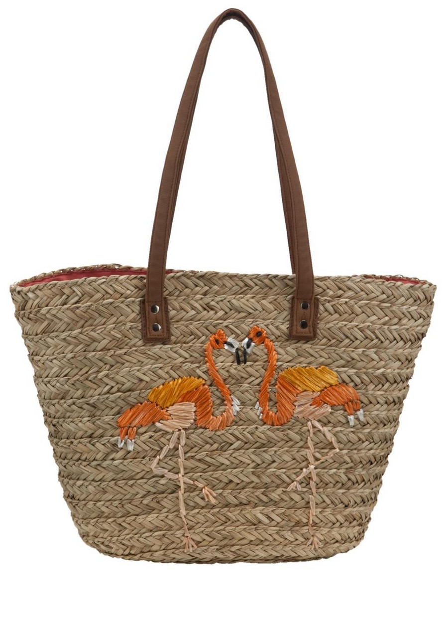 F+F Flamingo Shopper