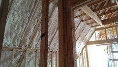 Insulation started 6/19/14
