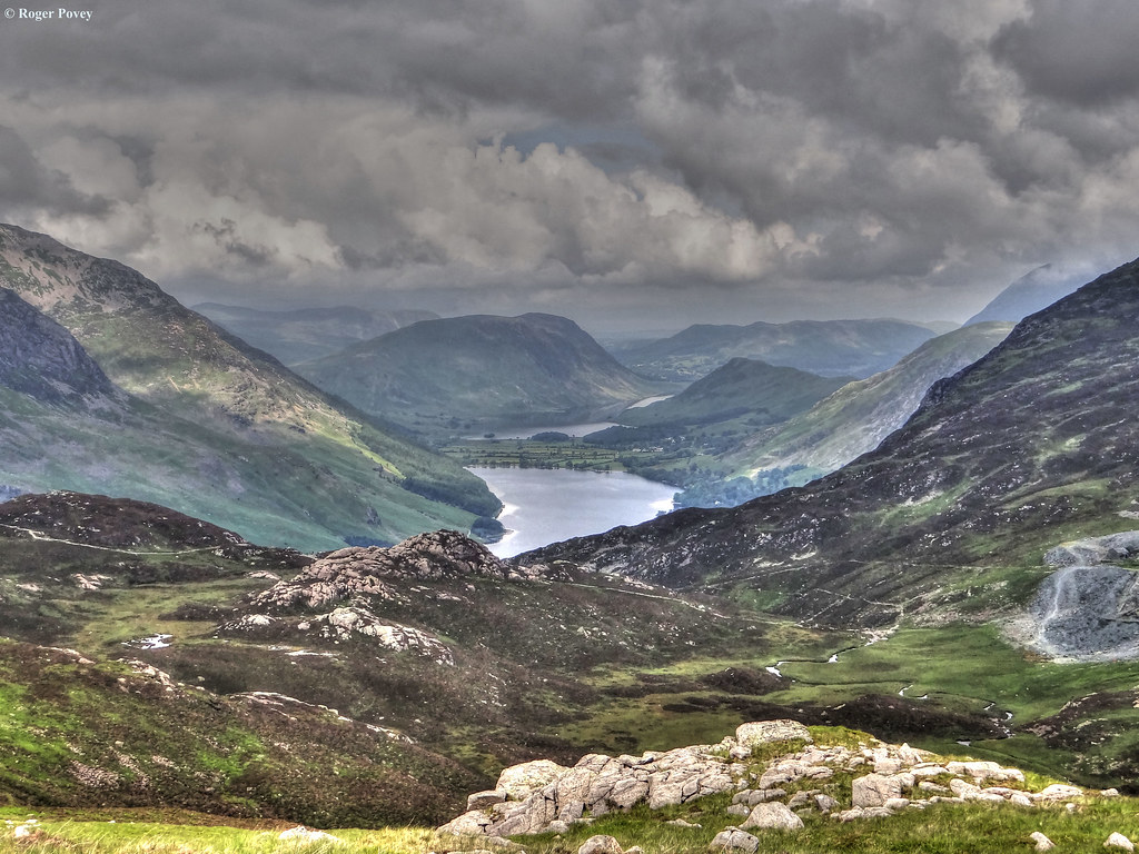 Lake District - Buttermere and Crummock Water