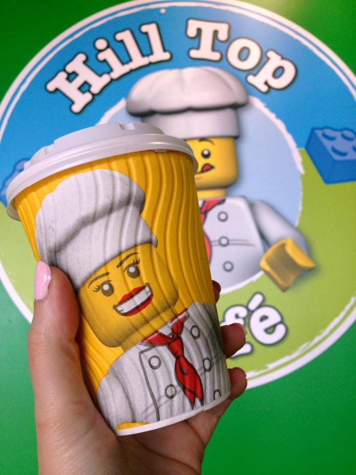 Hill Top Cafe Legoland Windsor